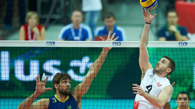 Brazil v Canada: FIVB World Championships (G)