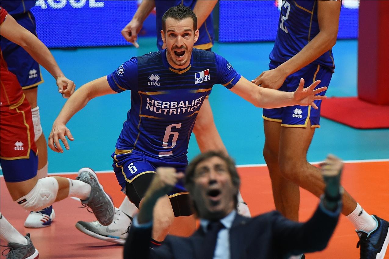 Мужская сборная Франции по волейболу