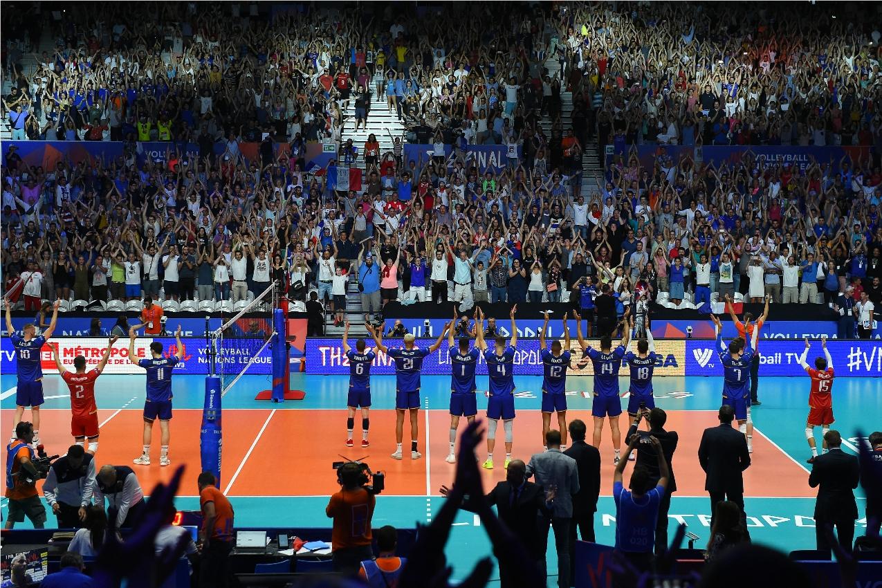 Финал Лиги Наций по Волейболу 2018 (мужчины)