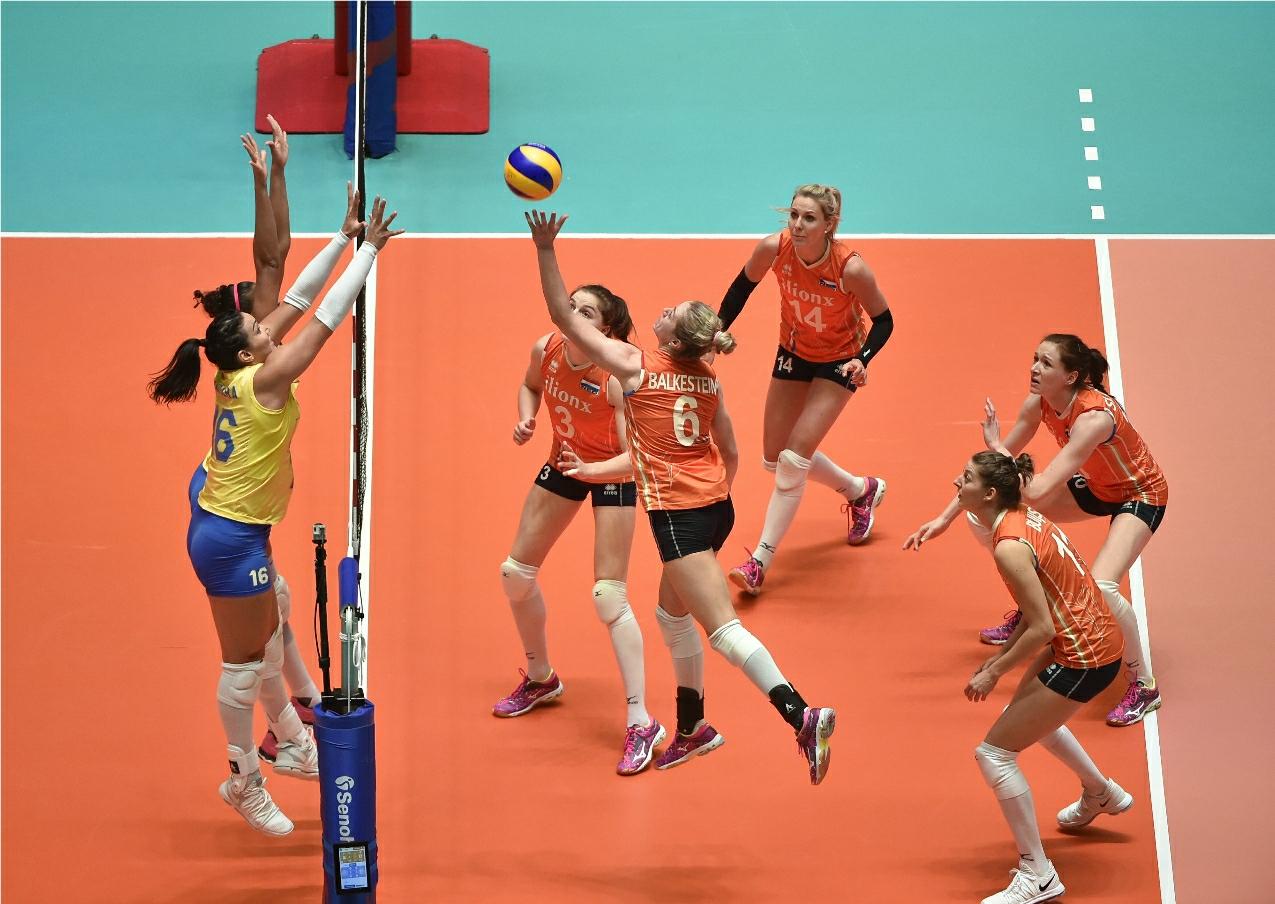 Женская сборная Нидерландов по волейболу
