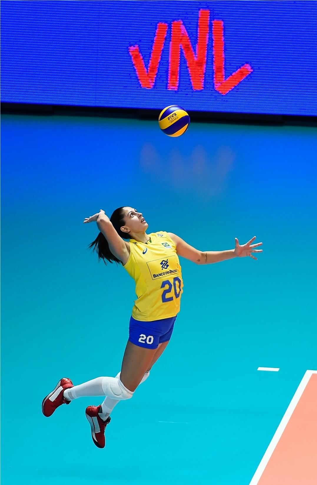 Женская сборная Бразилии по волейболу